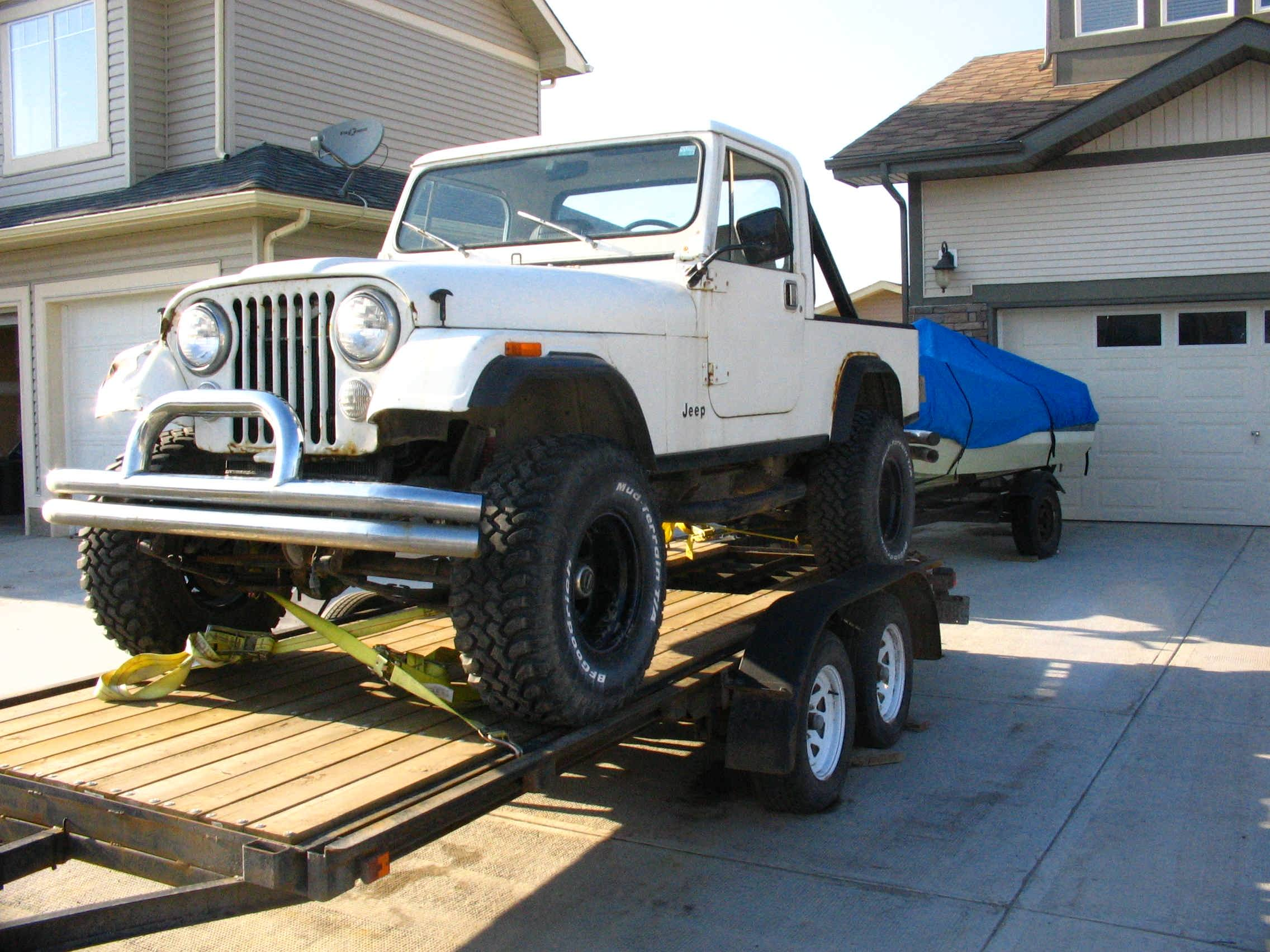 Cj 8 S For Sale