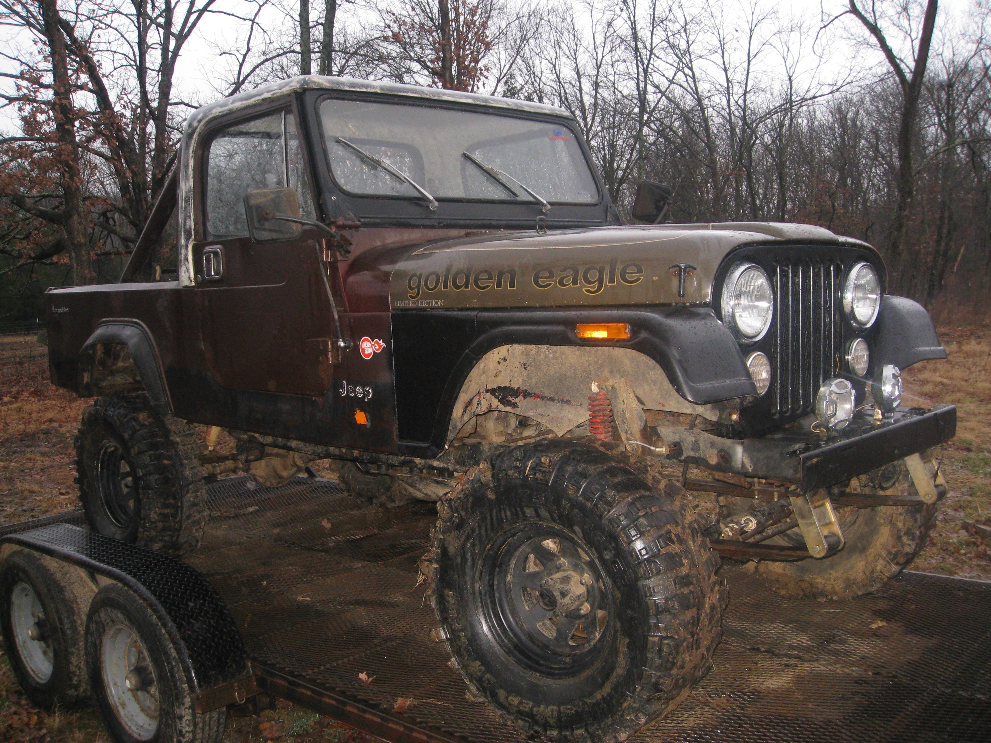 CJ-8\'s For Sale