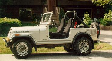 Image & JeepinWV.com - View topic - CJ5 to 7 door mod ??